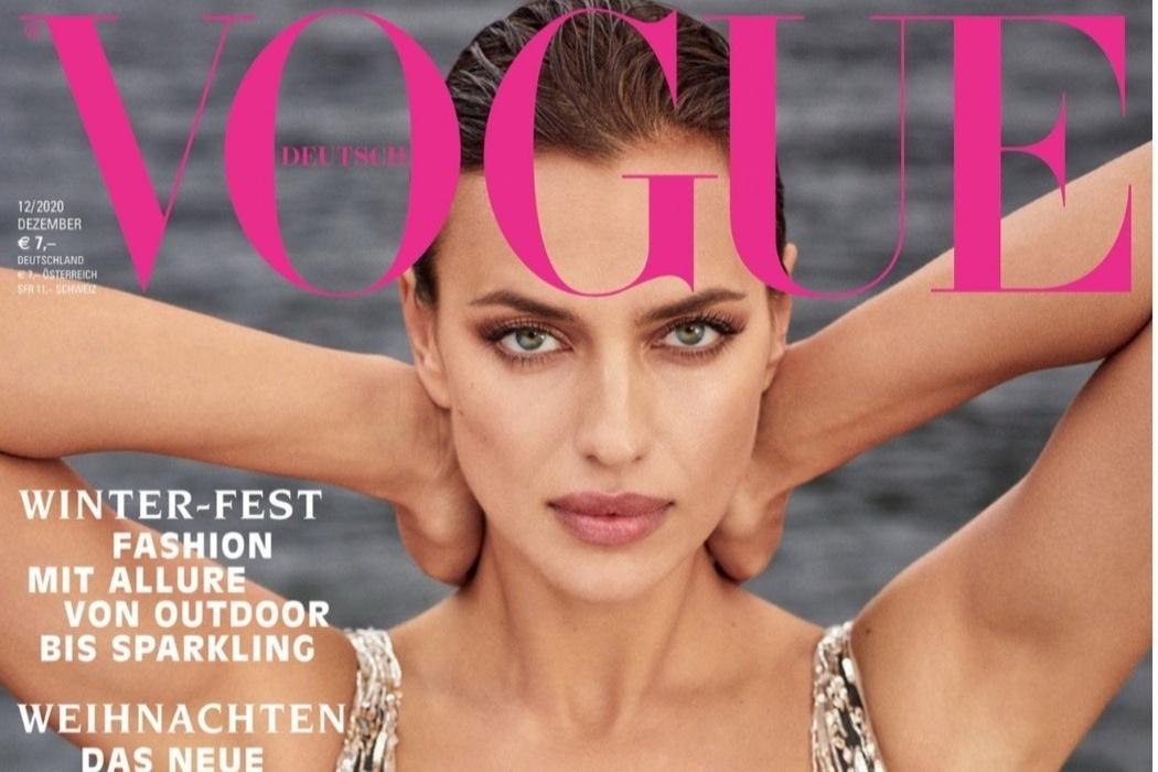 «Моя сім'я означає для мене все», — Ірина Шейк дала інтерв'ю німецькому Vogue