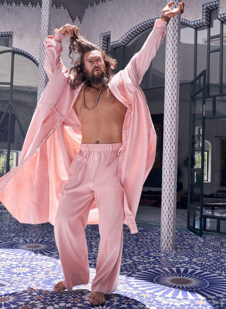 «Ми голодували після «Гри престолів »: Джейсон Момоа – про свою кар'єру і любові до рожевого кольору