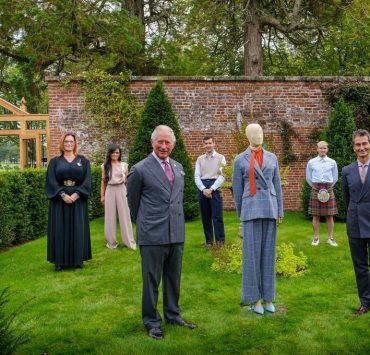 Принц Чарльз представив колекцію екологічного одягу