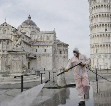 Вторая волна: Италия ввела режим ЧП и комендантский час из-за коронавируса