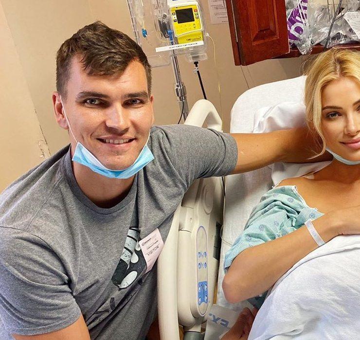 It's a boy! Лана Кауфман і Макс Пустозвонов стали батьками