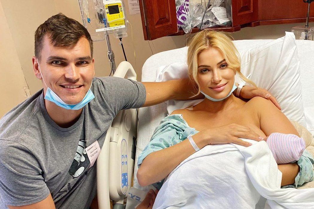 It's a boy! Лана Кауфман и Макс Пустозвонов стали родителями