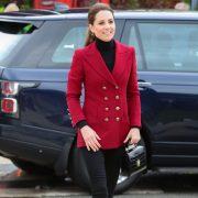 Королева сердець: Кейт Міддлтон відвідала дитячий хоспіс
