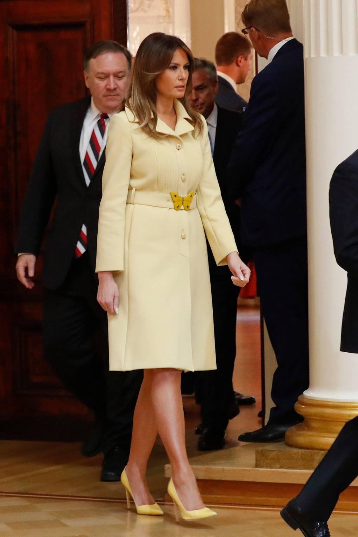 Доступна простота проти важкого люкса: чим гардероб Джилл Байден відрізняється від гардероба Меланії Трамп