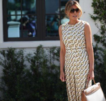 Модна дуель: образи Меланії Трамп і Джилл Байден в день виборів