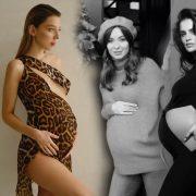 Анастасия Масюткина родила первенца