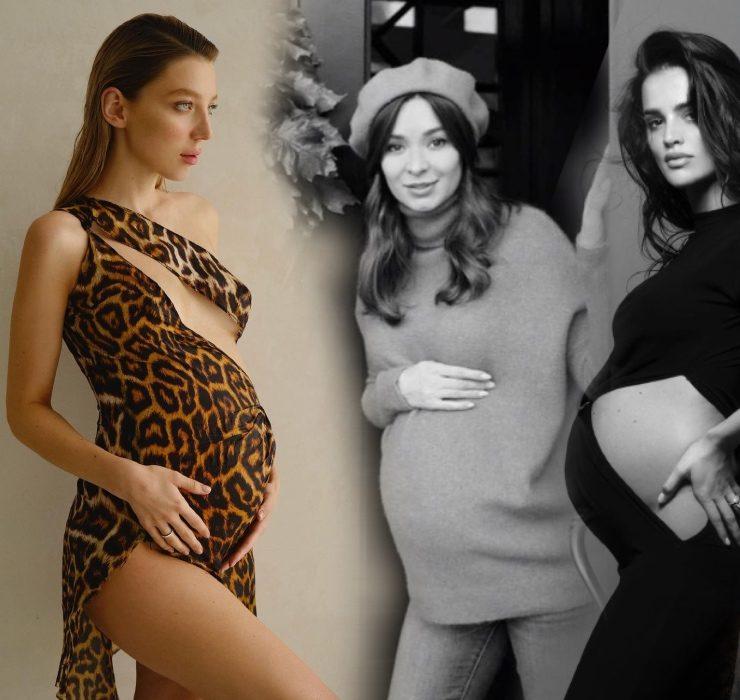 Войти в положение: светские украинки об уходе за собой во время беременности