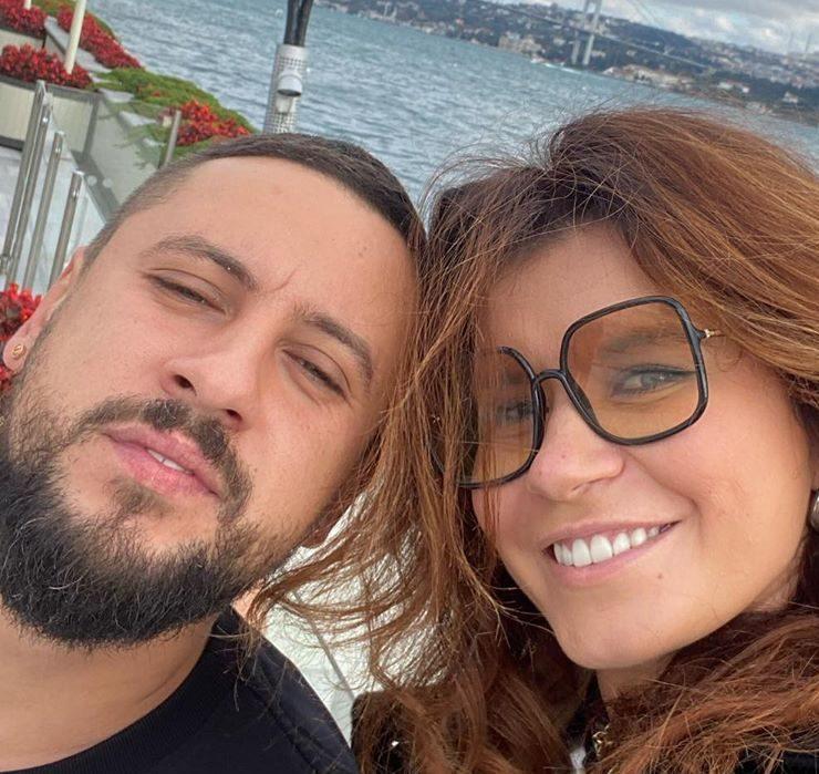 Листівки з Туреччини: Monatik з дружиною відкрили для себе Стамбул