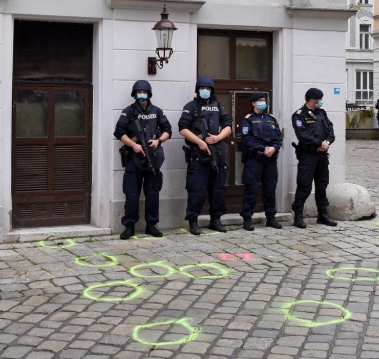 «Паника, плач, звонки родным»: теракт глазами украинок, живущих в Вене
