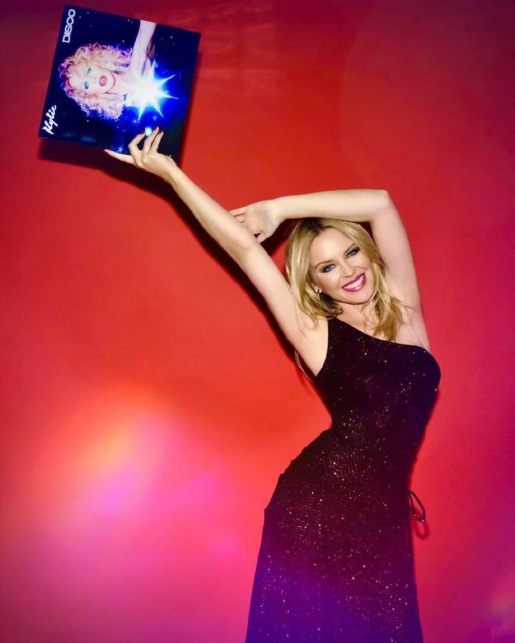 Буде Disco! Кайлі Міноуг випустила новий альбом