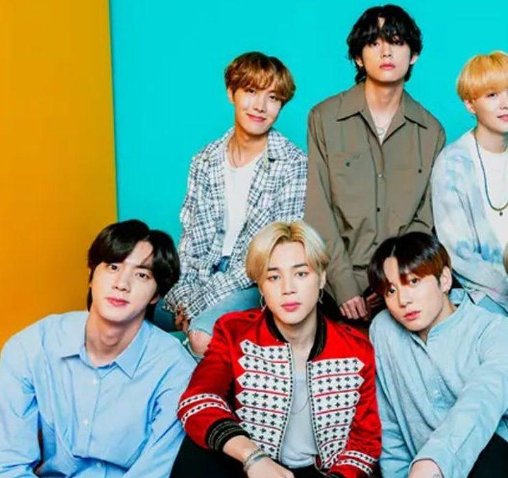 Переможцем MTV Europe Music 2020 став південнокорейський бойз-бенд