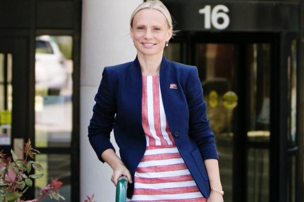 Историческое событие: украинка Виктория Спарц вошла в палату Конгресса США