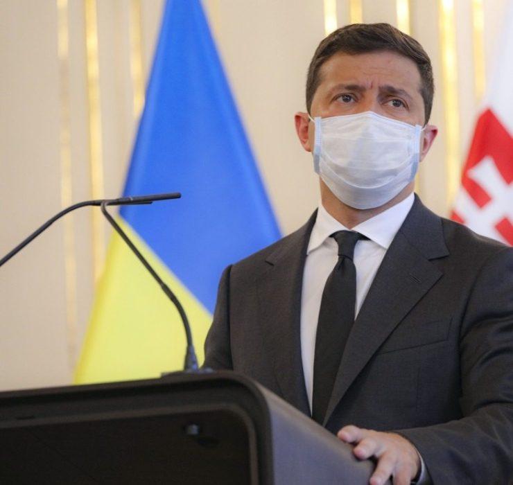 Владимир Зеленский заболел коронавирусом