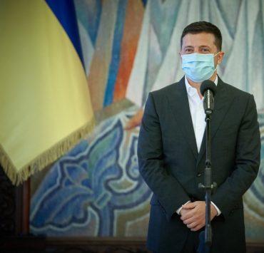 «Я позитивный, тест негативный»: Владимир Зеленский вылечился от коронавируса