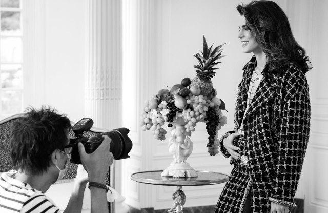 Шарлотта Казираги стала амбассадором Chanel