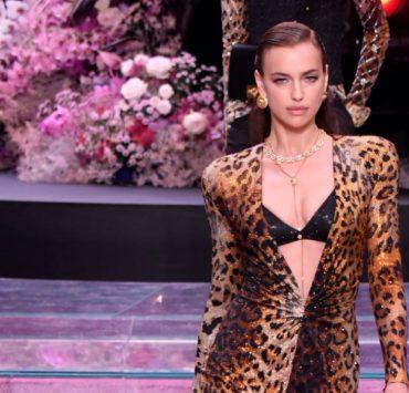 10 найкращих світських виходів Ірини Шейк у Versace