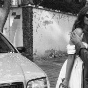 Носители: Ариана Гранде в топе украинского бренда CULTNAKED