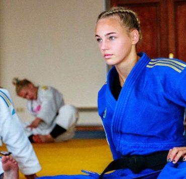 Дарья Белодед стала лучшей дзюдоисткой мира