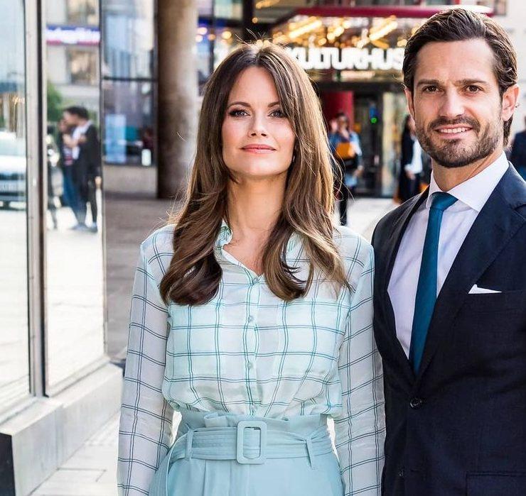 Принц Швеции Карл Филипп и принцесса София станут родителями в третий раз