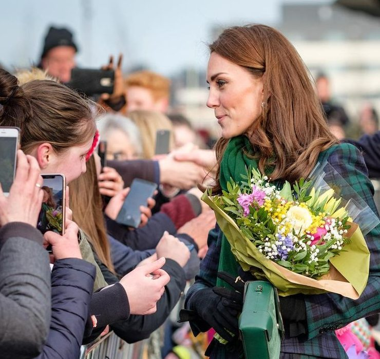 Кейт Міддлтон і принц Вільям відправилися в тур містами Великобританії