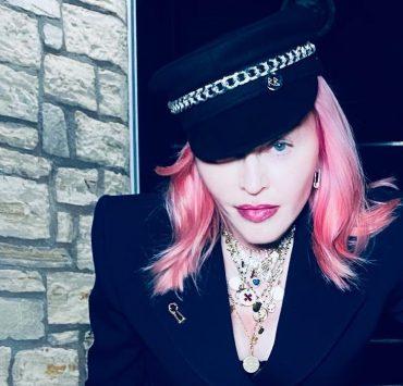 Мадонна сделала первую в жизни татуировку: что она значит?