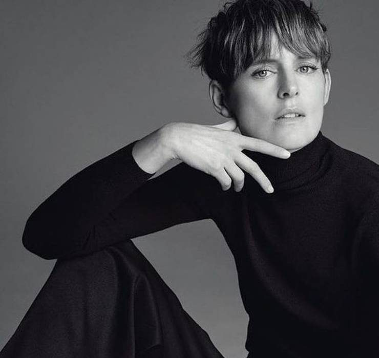 Умерла модель Стелла Теннант