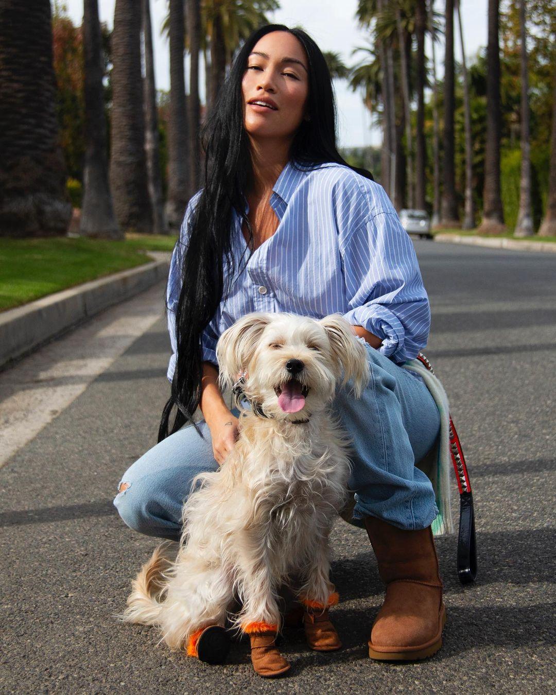 UGG випустили першу колекцію теплого взуття для собак