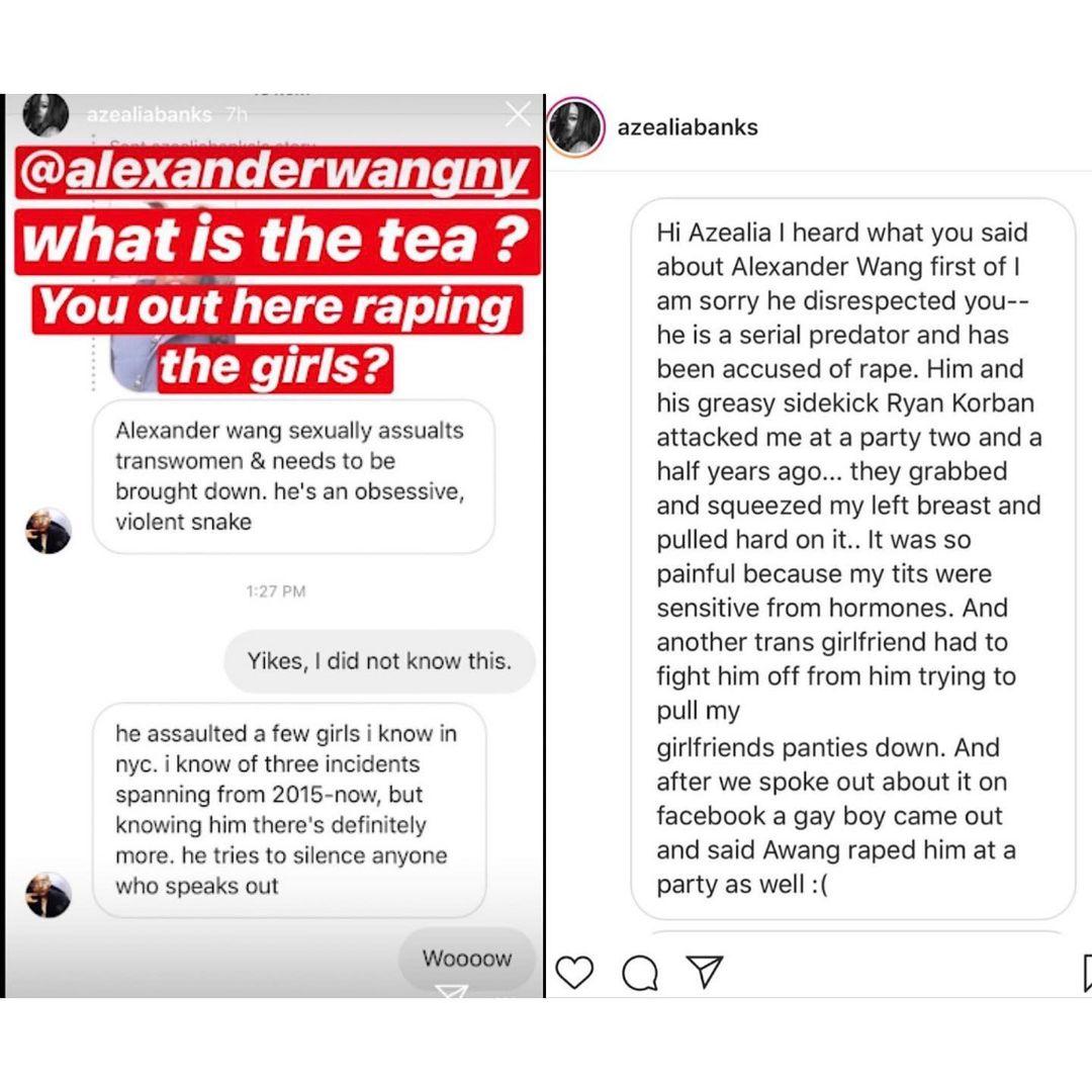 Александра Венга звинуватили в сексуальних домаганнях