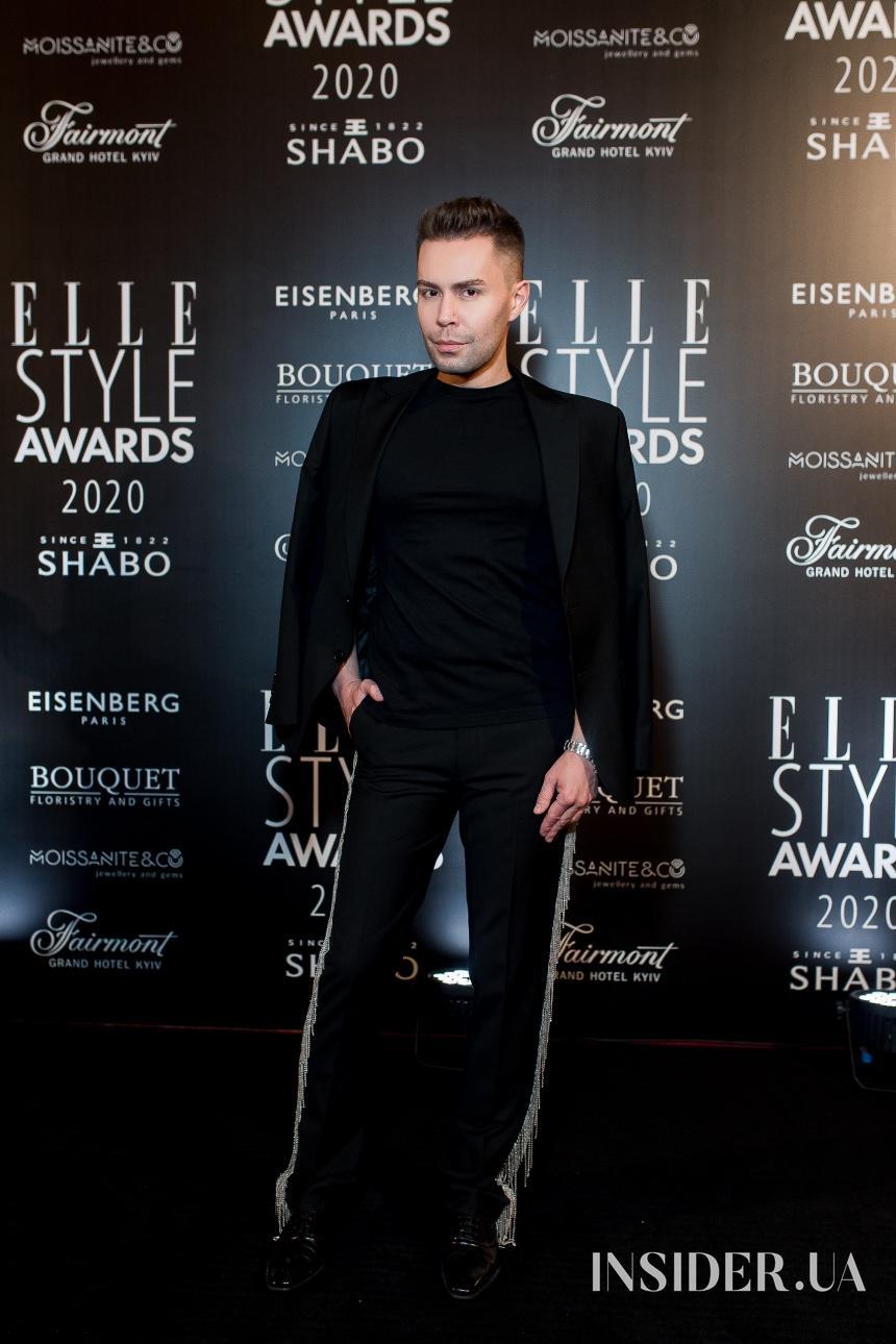 Церемония награждения Elle Style Awards 2020