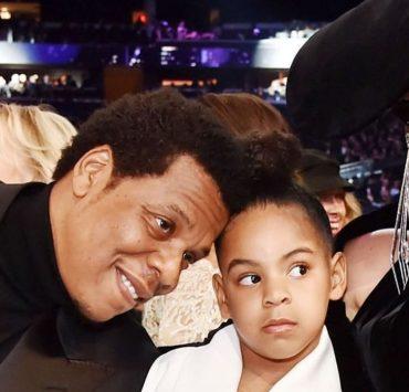 8-летнюю дочь Бейонсе впервые номинировали на «Грэмми»