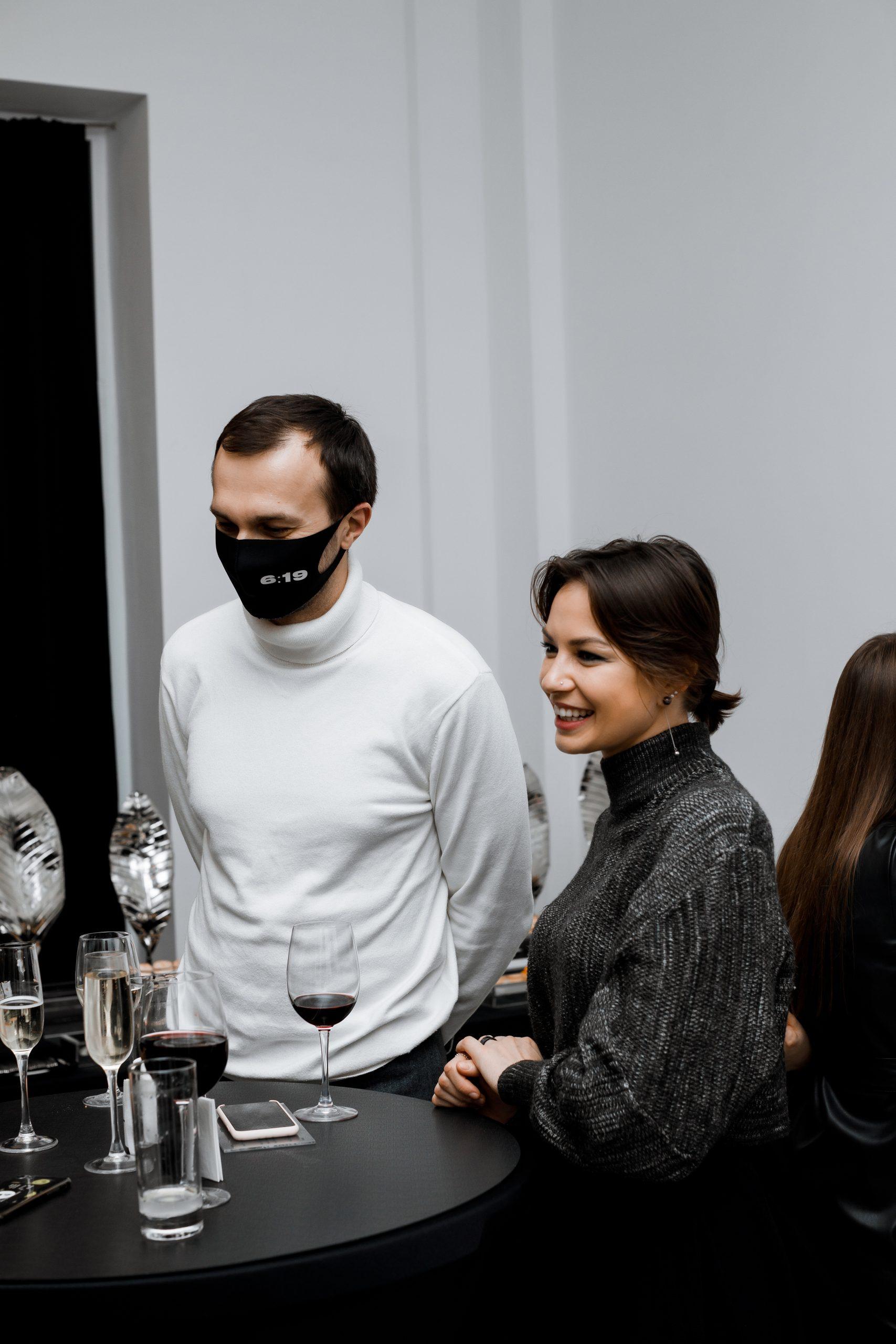 Открытие тату-студии Ульяны Нешевой