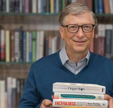 Для паршивого року: 5 книг, які Білл Гейтс радить прочитати до кінця 2020 року