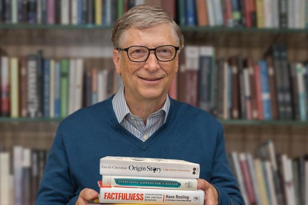 Для паршивого года: 5 книг, которые Билл Гейтс советует прочесть до конца 2020 года