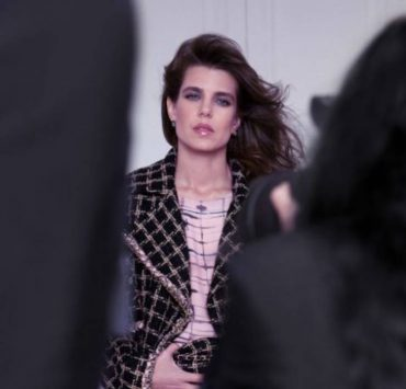 Шарлотта Казірагі стала амбасадором Chanel