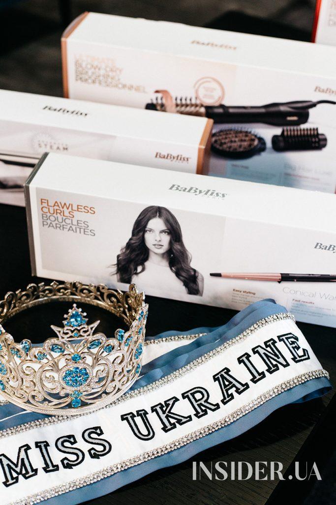 """Бекстейдж: как BaByliss готовили «Мисс Украина Вселенная» –2020 к первой фотосессии<span class=""""badge-status"""" style=""""background:#ce1b1b"""">Exclusive</span>&nbsp;"""