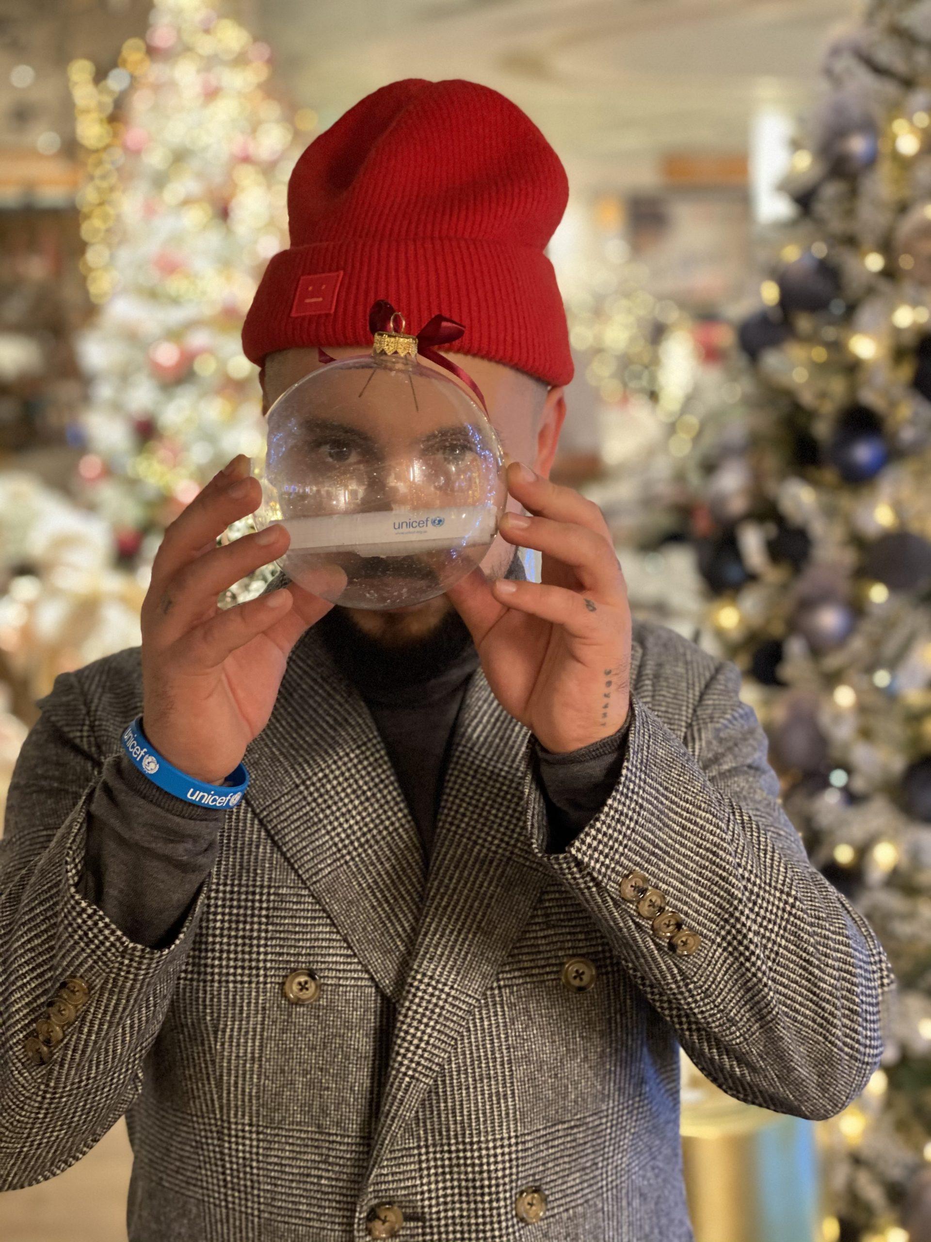 «Мечтать не вредно»: Monatik вместе с ЮНИСЕФ объявил социальную новогоднюю акцию