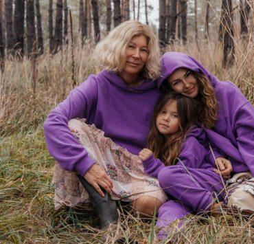 Любовь и связь поколений: бренд Poustovit впервые представил массовую детскую линейку
