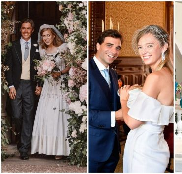 Итоги года: звездные свадьбы 2020-го