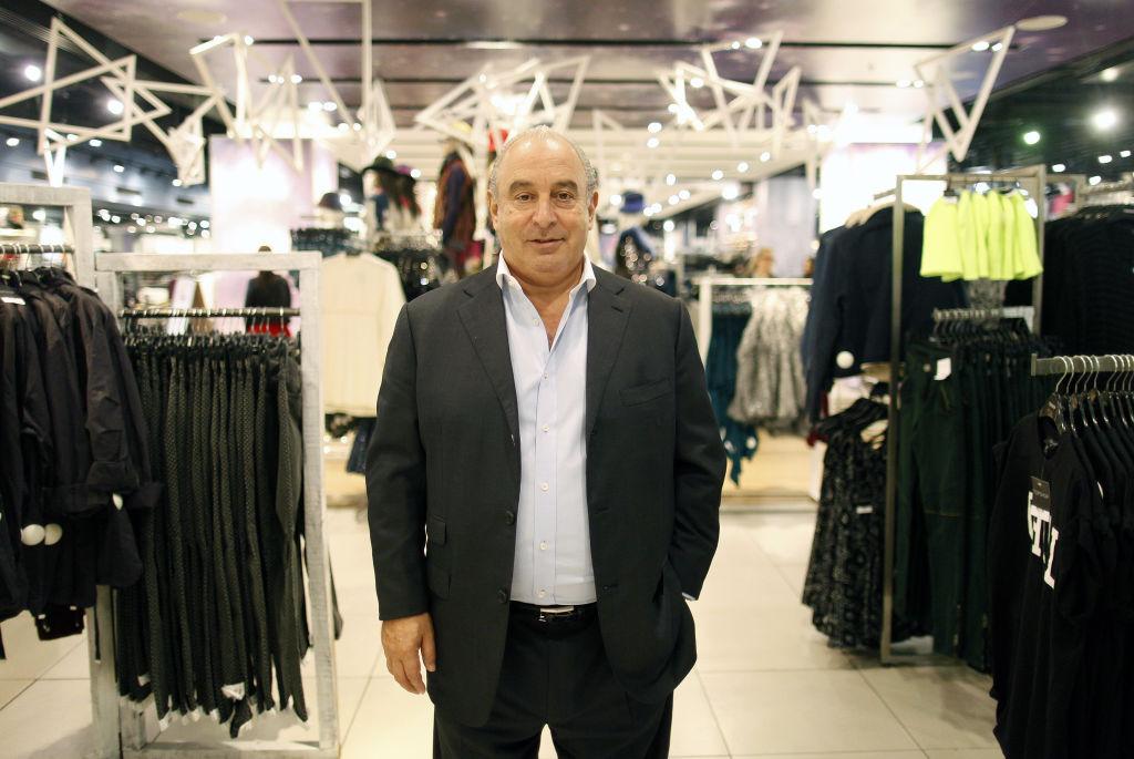 Компания-владелец бренда Topshop начала процедуру банкротства