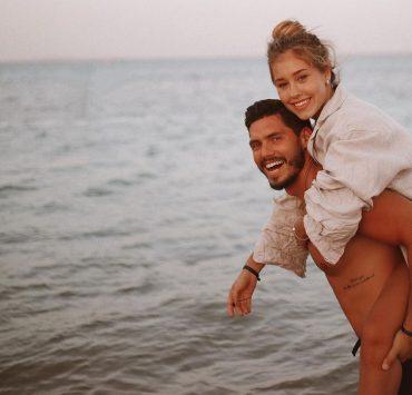 Романтика для двоих: Никита Добрынин и Даша Квиткова улетели на Мальдивы