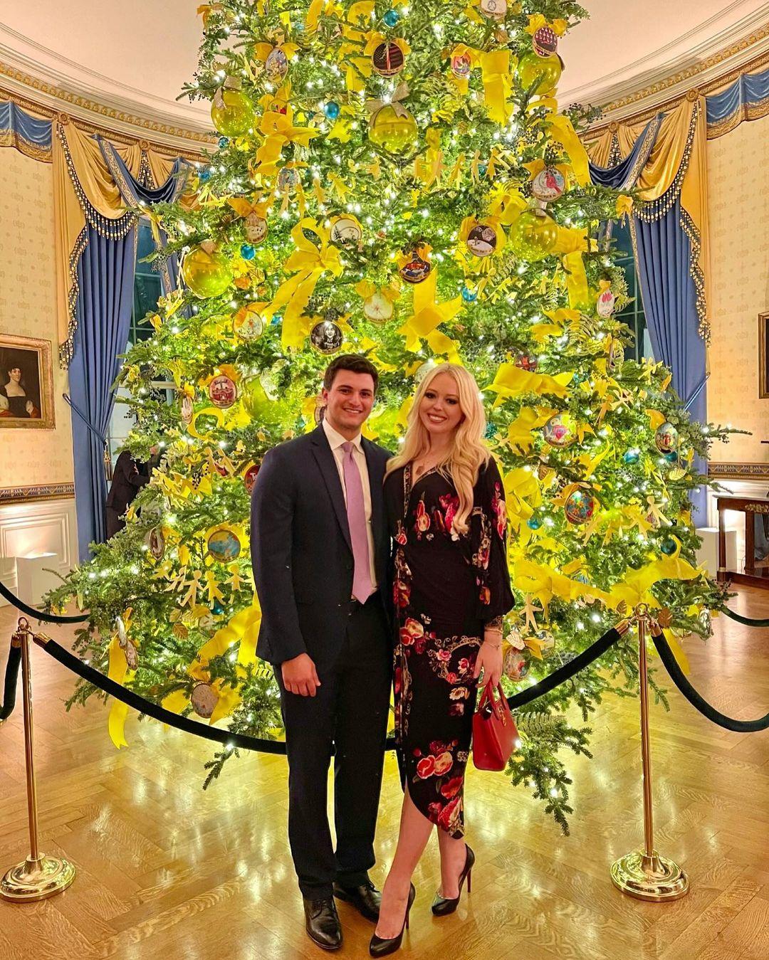Младшая дочь Дональда Трампа Тиффани выходит замуж