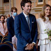 Антуан Арно впервые показал фотографии с парижской свадьбы с Натальей Водяновой