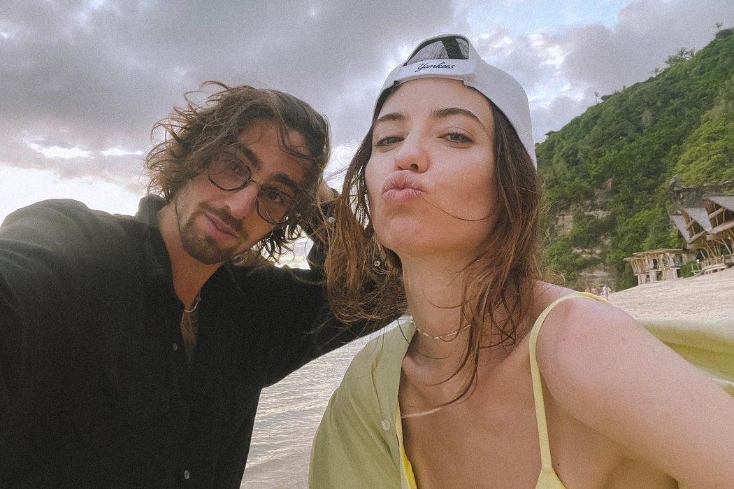Сплошная романтика: Надя Дорофеева и Владимир Дантес отправились к водопаду Канто Лампо