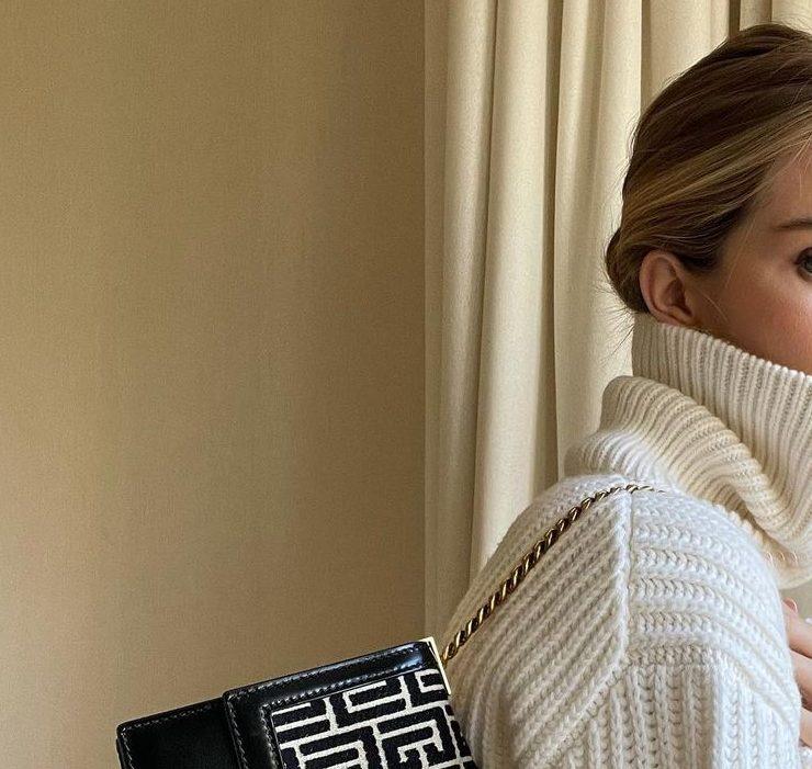 Роузи Хантингтон-Уайтли показала 10 модных образов на каждый день