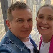 Date for parents и рай на дистанции: отдых Кати Осадчей и Юрия Горбунова в Турции