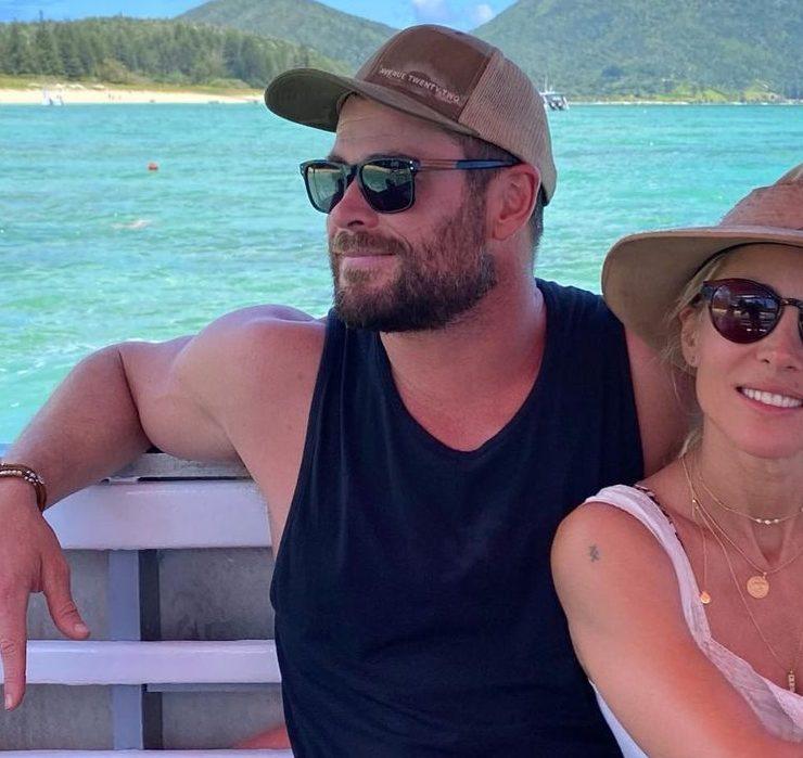 Прогулянки у лісі та мальовничі краєвиди: Кріс Гемсворт і Ельза Патакі подорожують Австралією