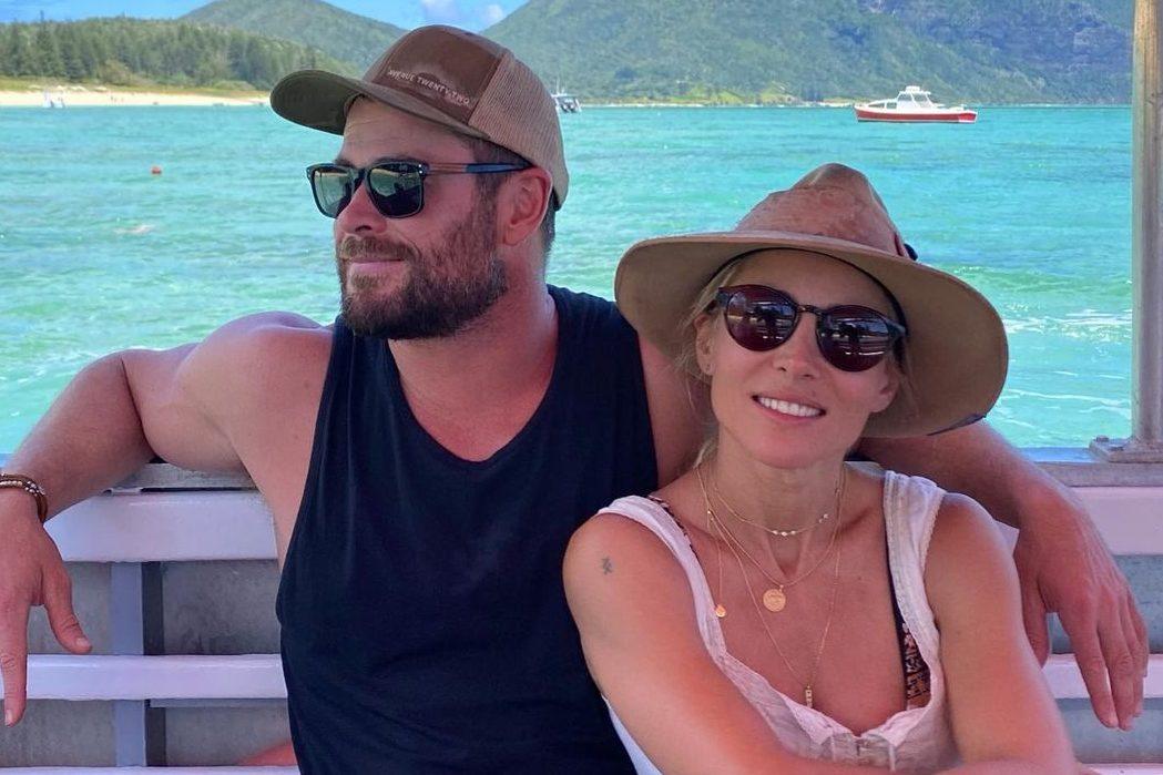 Прогулки в лесу и живописные виды: Крис Хемсворт и Эльза Патаки путешествуют по Австралии