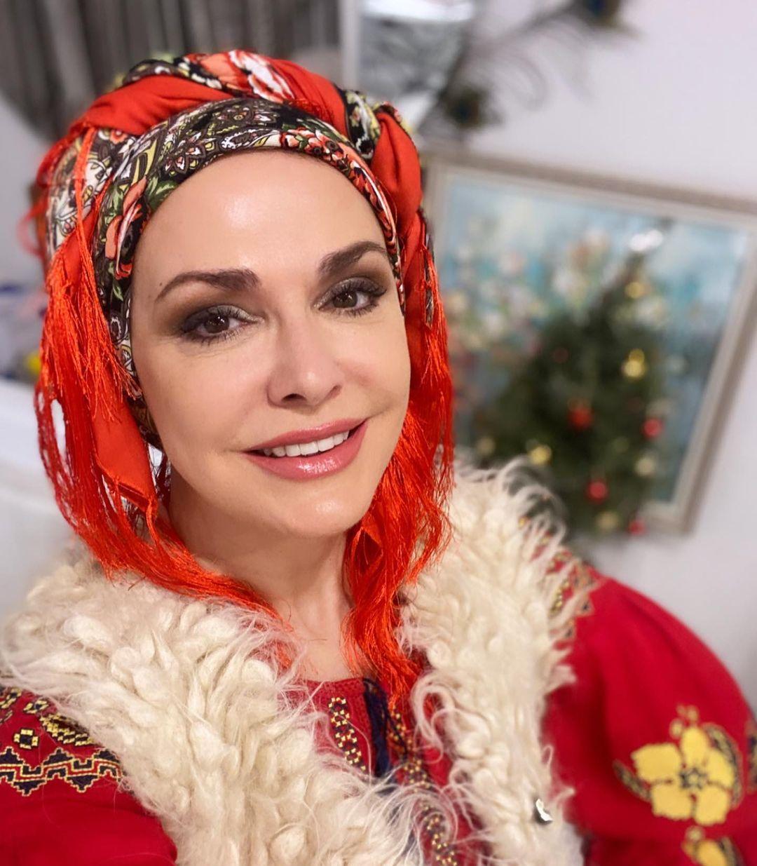 Щедрый вечер: как Катя Осадчая, Алина Байкова и другие селебрити отпраздновали Старый Новый год