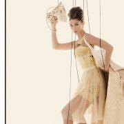 Носії: Ірина Шейк у костюмі Olenich на прогулянці в Нью-Йорку