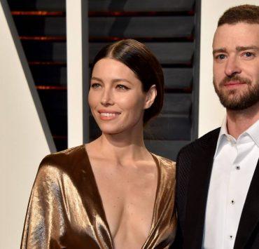 Теперь официально: Джастин Тимберлейк подтвердил, что они с Джессикой Бил во второй раз стали родителями